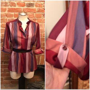 Vintage 70s/80s tunic top